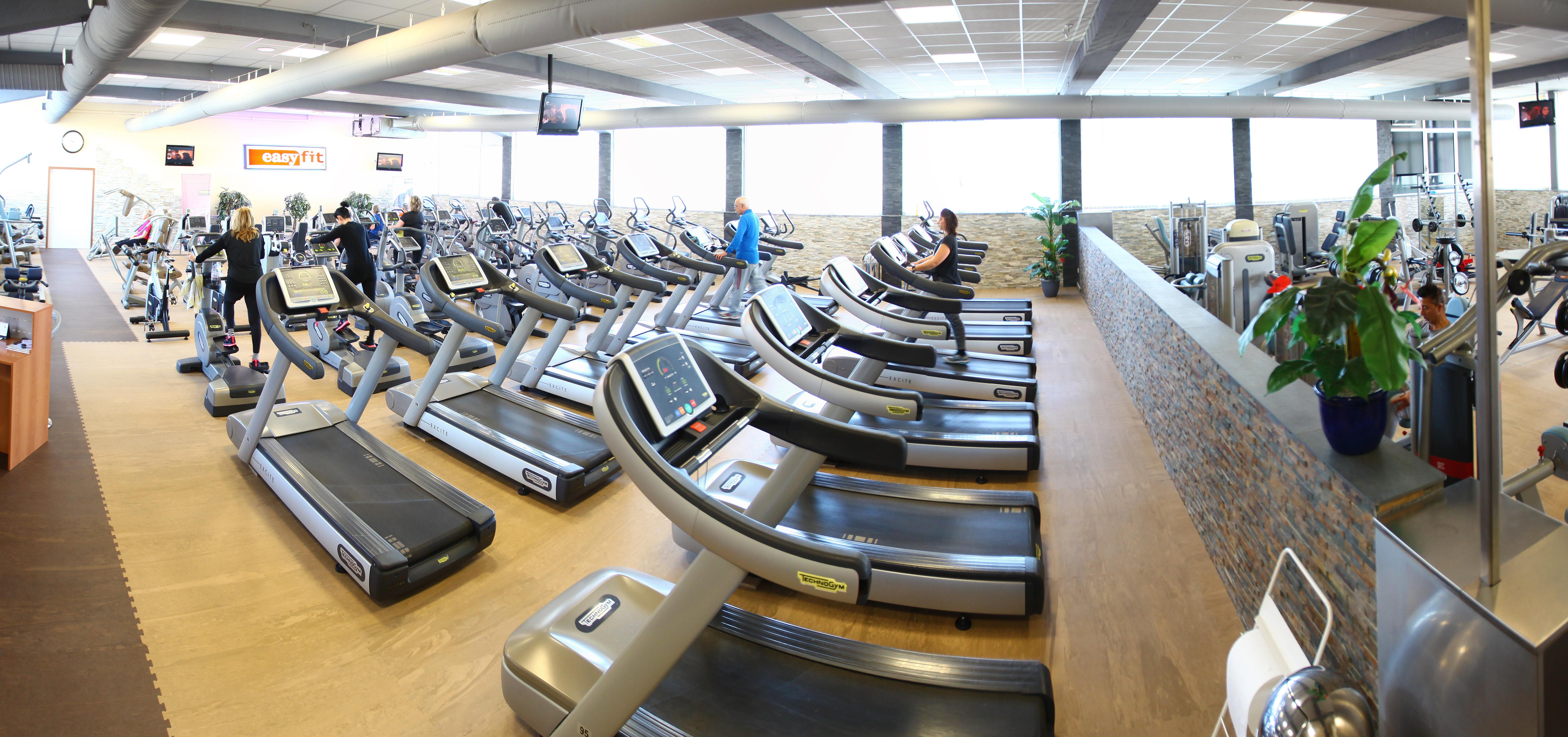 Salle appareils cardio – musculation Panorama 2
