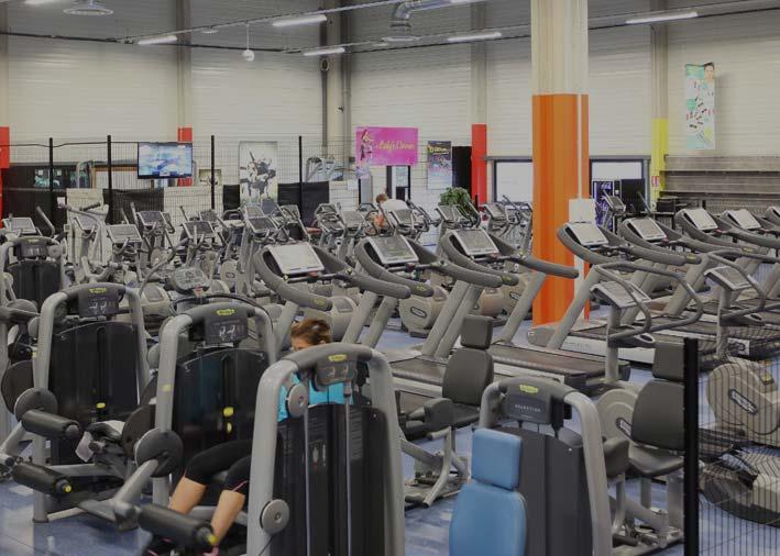 Easyfit Salle De Sport Fitness Musculation Sur Annemasse Ville